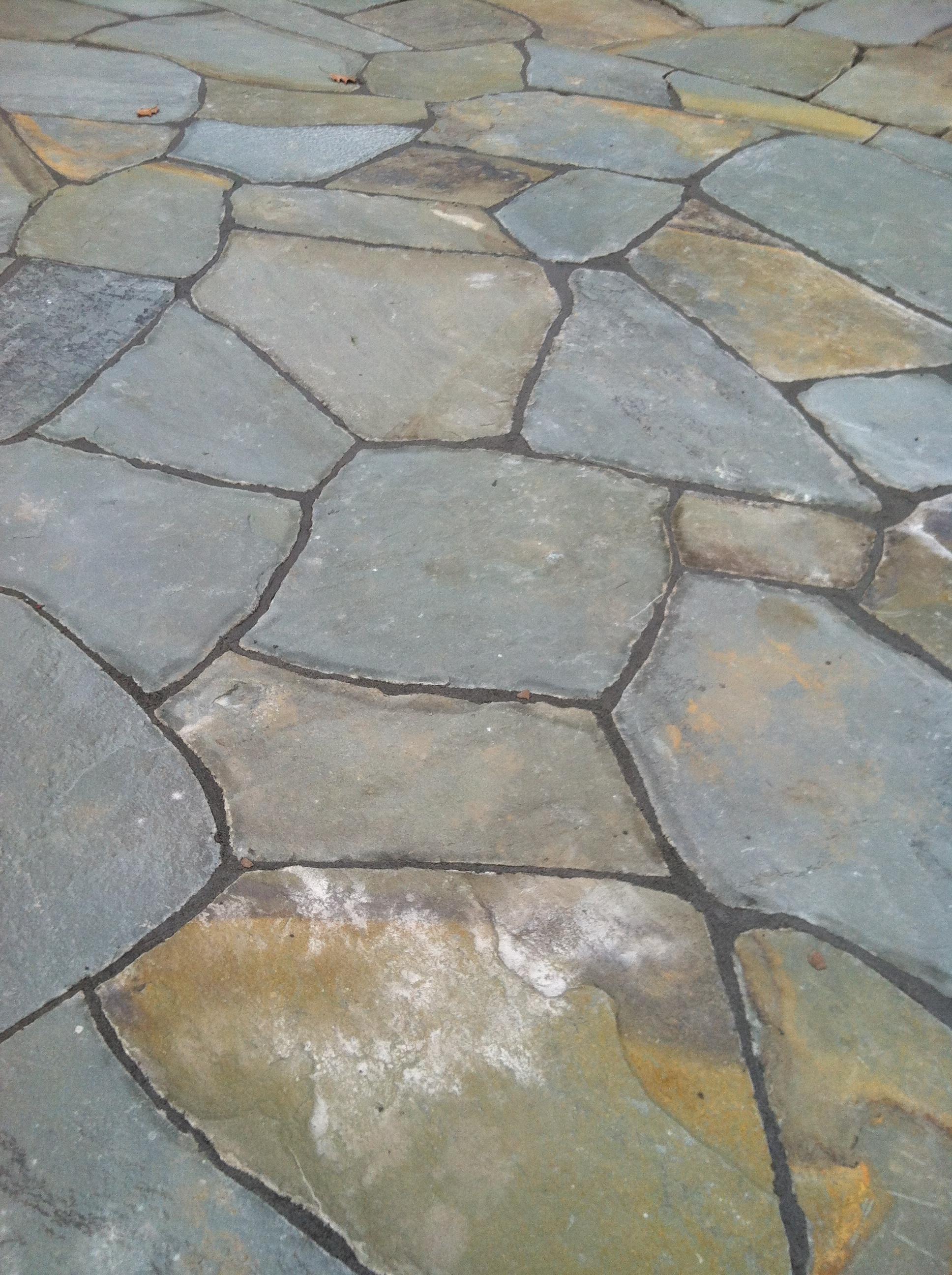 Masonry stone work for Blue stone